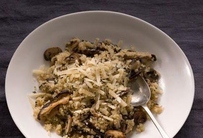Quinoa Risotto – Easy & Nourishing